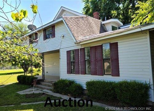 Photo of 209 N C. Avenue, Oilton, OK 74052 (MLS # 2001703)