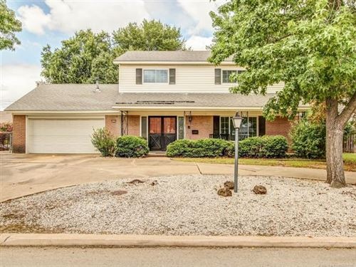 Photo of 9121 E 38th Place, Tulsa, OK 74145 (MLS # 2023712)
