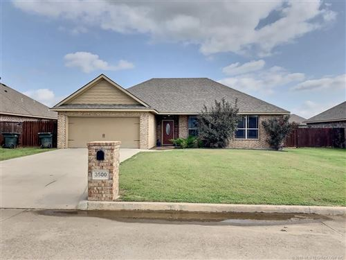 Photo of 3500 Overland Drive, Durant, OK 74701 (MLS # 1926713)