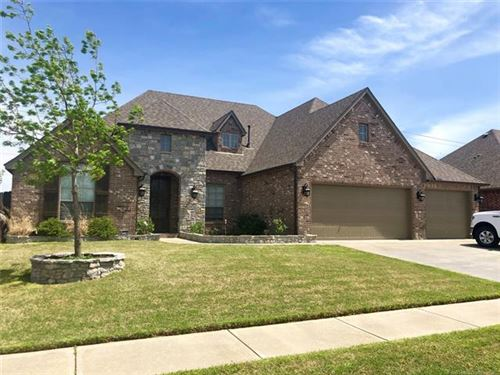 Photo of 9503 N 96th East Place, Owasso, OK 74055 (MLS # 2002714)