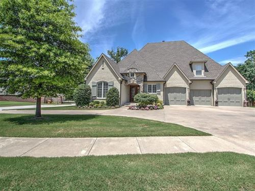 Photo of 10906 S 77th East Avenue, Tulsa, OK 74133 (MLS # 2021716)