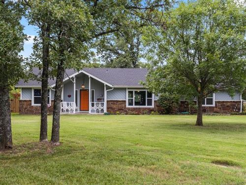Photo of 3010 Laurel Oaks Road, Sapulpa, OK 74066 (MLS # 2023737)