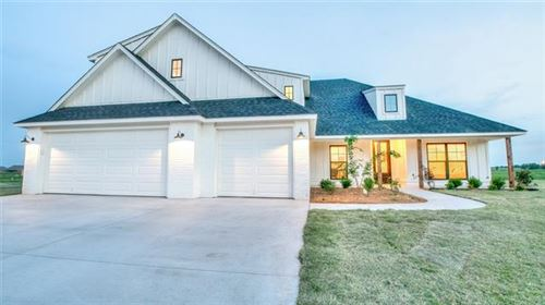 Photo of 5702 E 143rd Place North, Collinsville, OK 74021 (MLS # 2010741)