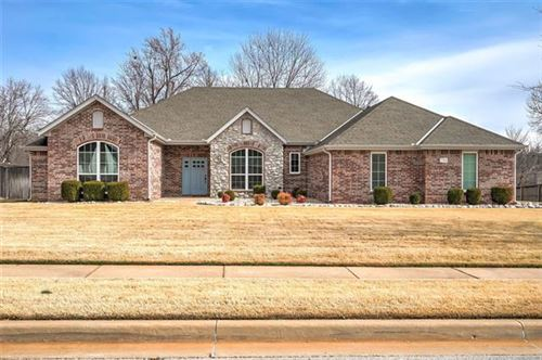 Photo of 7305 S Sycamore Avenue, Broken Arrow, OK 74011 (MLS # 2004743)