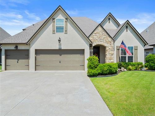 Photo of 12509 S 71st East Avenue, Bixby, OK 74008 (MLS # 2019745)