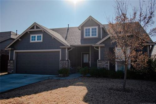 Photo of 14604 E 111th Court North, Owasso, OK 74055 (MLS # 1941746)
