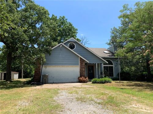 Photo of 2070 N 255th Road, Mounds, OK 74047 (MLS # 2020760)