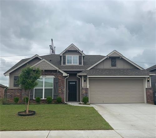 Photo of 10358 S Nathan Place, Jenks, OK 74037 (MLS # 2019764)