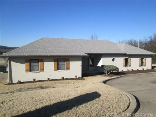 Photo of 508 Pecan Ridge Road, Fort Gibson, OK 74434 (MLS # 1906778)