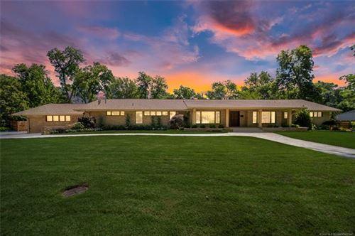 Photo of 3405 S Florence Avenue, Tulsa, OK 74105 (MLS # 2023787)