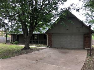 Photo of 10913 N 173rd East Avenue, Owasso, OK 74055 (MLS # 1924796)