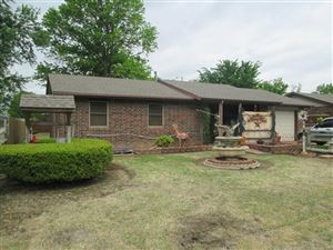 Photo of 313 National Boulevard, Fort Gibson, OK 74434 (MLS # 1915802)
