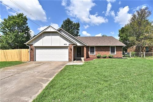 Photo of 4602 S 132nd East Place, Tulsa, OK 74134 (MLS # 2027809)