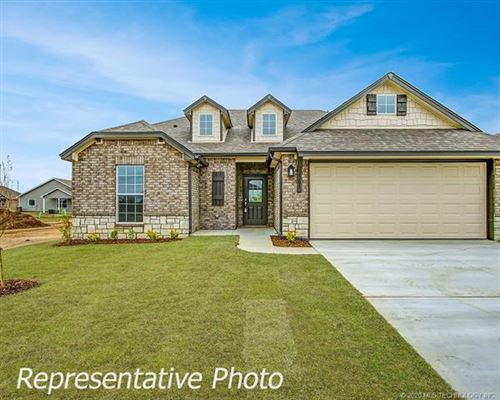 Photo of 8628 N 73rd East Place, Owasso, OK 74055 (MLS # 2011812)