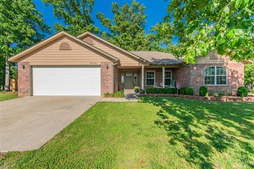 Photo of 25720 S Pin Oak Drive, Tahlequah, OK 74464 (MLS # 2016815)