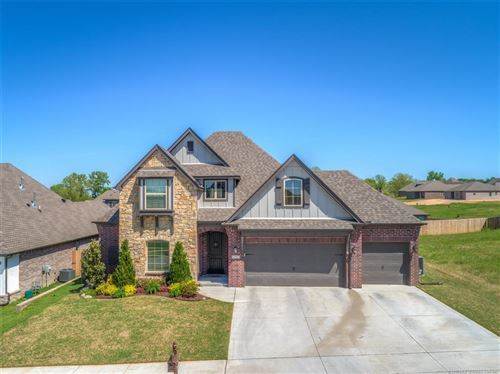 Photo of 5757 E 143rd Place, Bixby, OK 74008 (MLS # 1916820)