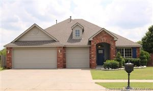 Photo of 9005 N 157th East Avenue, Owasso, OK 74055 (MLS # 1930821)