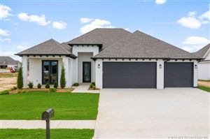 Photo of 12914 S 6th Place, Jenks, OK 74037 (MLS # 1931828)