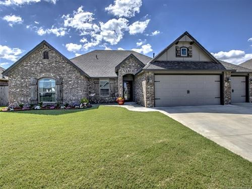 Photo of 13252 E 137th Street, Collinsville, OK 74021 (MLS # 2018828)