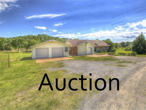 Photo of 1545 Sumac Road, Fort Gibson, OK 74434 (MLS # 1917830)