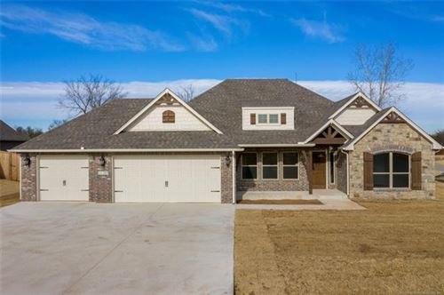 Photo of 26385 E 115th Street, Coweta, OK 74429 (MLS # 2016854)