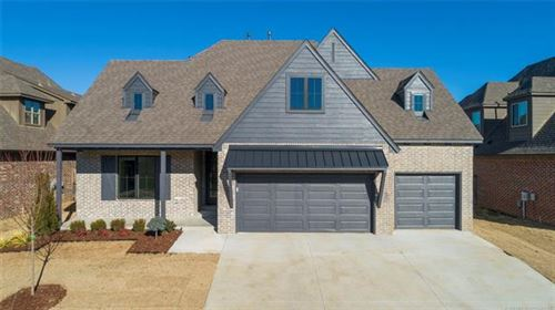 Photo of 2507 E 140th Place, Bixby, OK 74008 (MLS # 2023861)