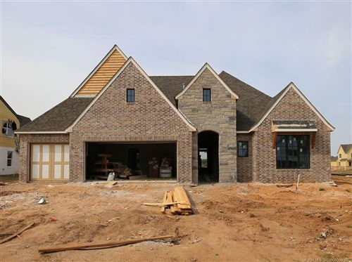 Photo of 6009 E 127th Place, Bixby, OK 74008 (MLS # 2028863)