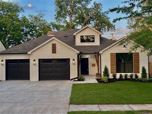 Photo of 4107 S Norfolk Avenue, Tulsa, OK 74105 (MLS # 2017880)