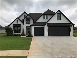 Photo of 12673 S 73rd East Place, Bixby, OK 74008 (MLS # 1933881)