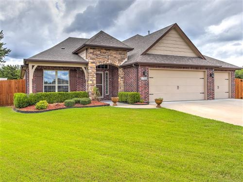Photo of 1705 E Boston Court, Broken Arrow, OK 74012 (MLS # 1925893)