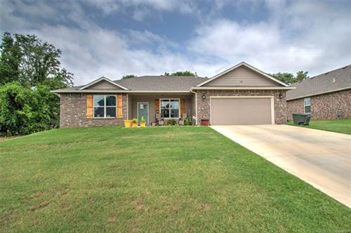 Photo of 319 Olive Street, Fort Gibson, OK 74434 (MLS # 2022895)
