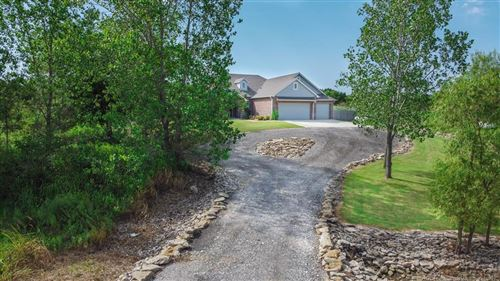 Photo of 4060 E Maple Drive, Collinsville, OK 74021 (MLS # 2027929)