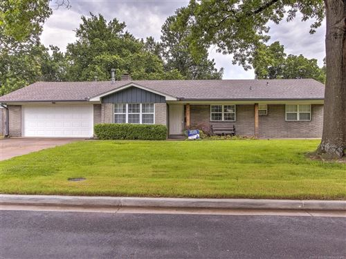 Photo of 4161 S New Haven Place, Tulsa, OK 74135 (MLS # 1921930)