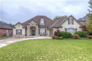 Photo of 14612 Courtney Lane, Glenpool, OK 74033 (MLS # 1938960)