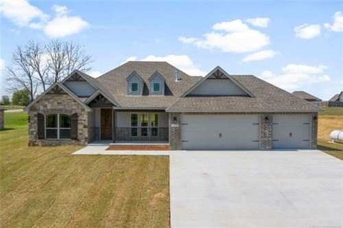 Photo of 13588 S 238th East Avenue, Coweta, OK 74429 (MLS # 2002968)