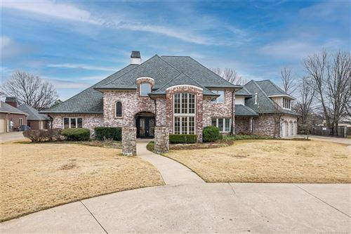 Photo of 11333 S Hudson Avenue, Tulsa, OK 74137 (MLS # 2042975)