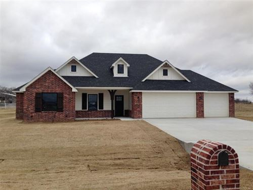 Photo of 14202 N 54th East Avenue, Collinsville, OK 74021 (MLS # 1934977)