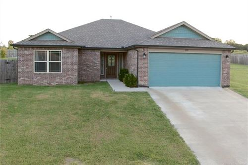 Photo of 458 Pine Creek Court, Mannford, OK 74044 (MLS # 2023979)
