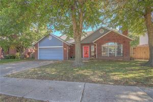Photo of 13793 S Nyssa Court, Glenpool, OK 74033 (MLS # 1939986)