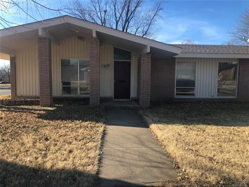 Photo of 1652 S 109th East Avenue, Tulsa, OK 74128 (MLS # 1942992)