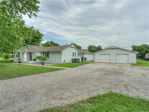Photo of 9415 N 161st East Avenue, Owasso, OK 74055 (MLS # 2027993)