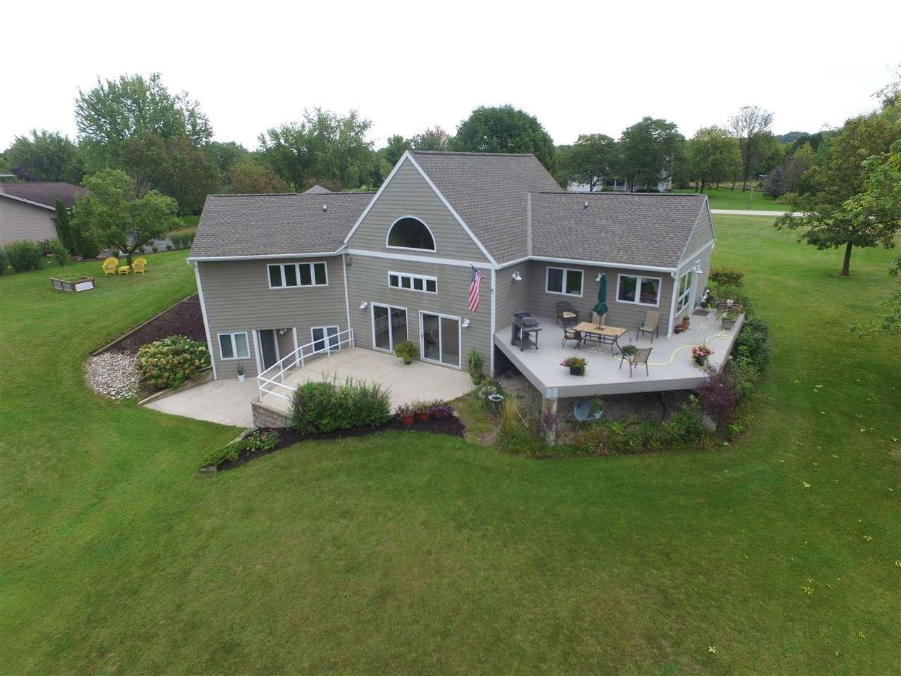 N5522 RADEMANN Drive, Fond du Lac, WI 54937 - MLS#: 50229003