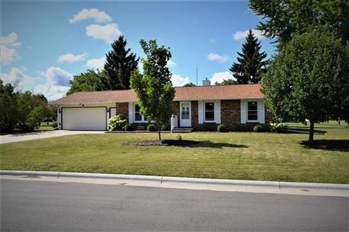 Photo of 2296 MARCO Court, GREEN BAY, WI 54311 (MLS # 50227008)