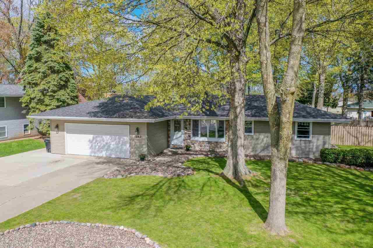 1340 SUNRAY Lane, Green Bay, WI 54313 - MLS#: 50240012