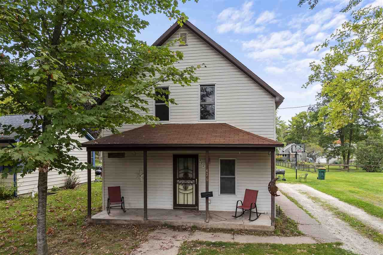 426 NORTH Street, Waupaca, WI 54981 - MLS#: 50230017