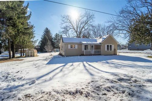 Photo of W2325 COMMERCIAL Street, POY SIPPI, WI 54967 (MLS # 50236023)