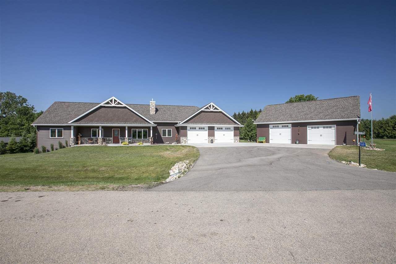 N1687 TWIN OAK Court, Hortonville, WI 54944 - MLS#: 50242025