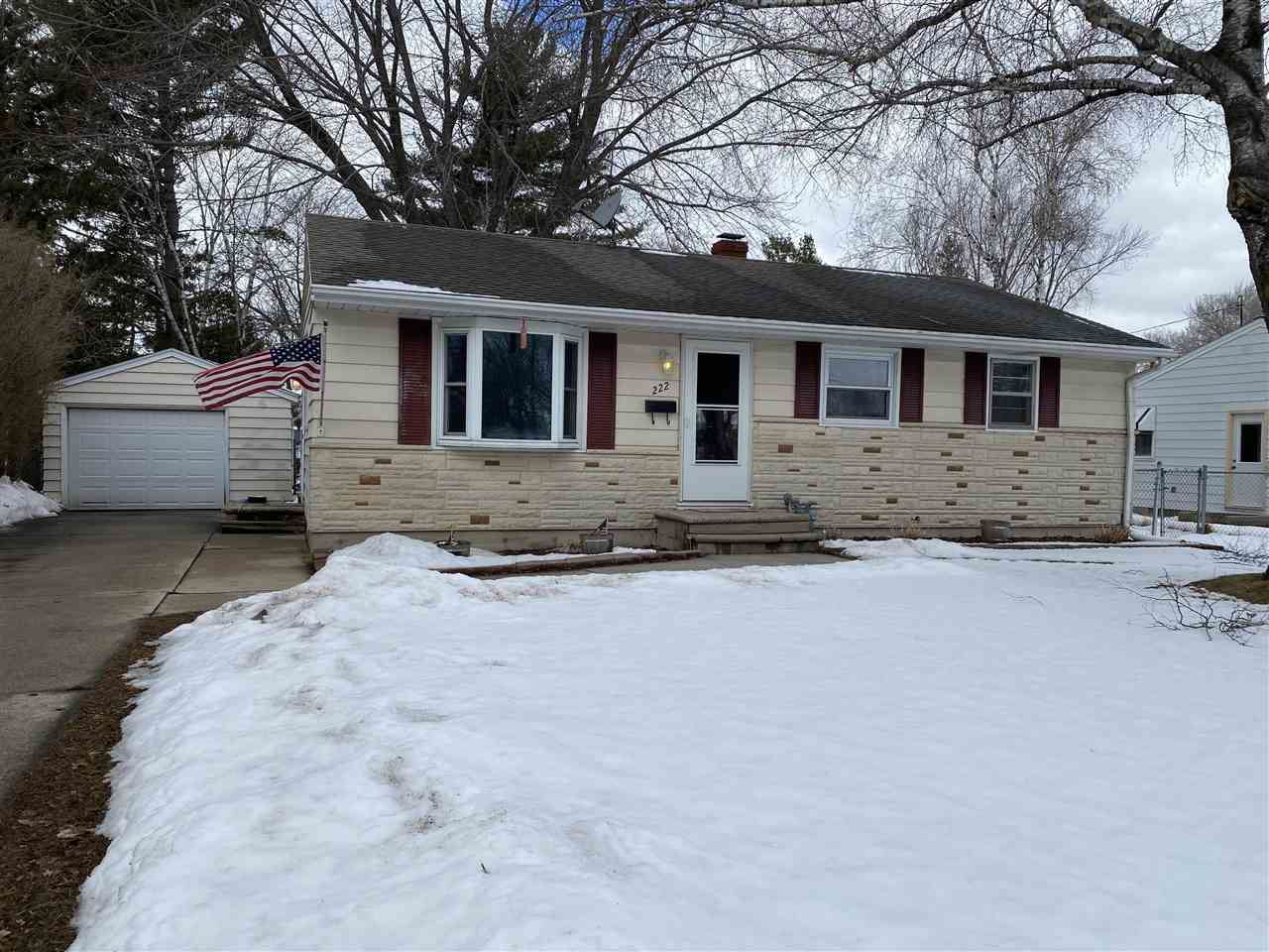 222 S PLATTEN Street, Green Bay, WI 54303 - MLS#: 50236027