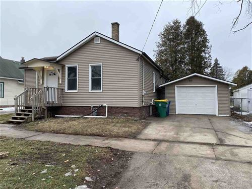 Photo of 218 S ROOSEVELT Street, GREEN BAY, WI 54130 (MLS # 50236028)