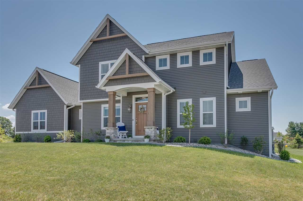 N1117 CHATHAM Court, Greenville, WI 54942 - MLS#: 50242034